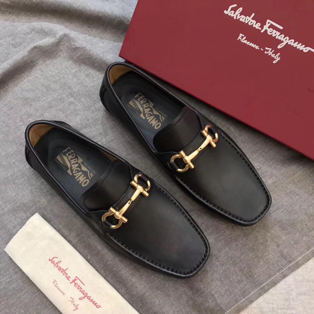 Cách nhận biết giày Salvatore Ferragamo chính hãng - Hàng hiệu xách tay