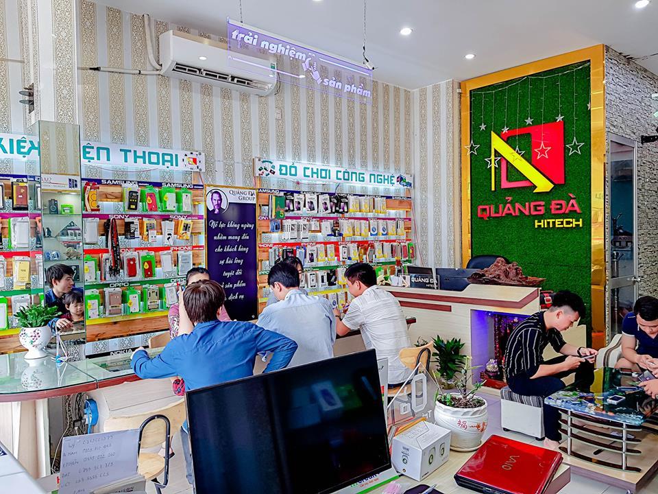 Quảng Đà Hitech chuyên Smartphone Đà Nẵng - kinhnghiemdulichdn