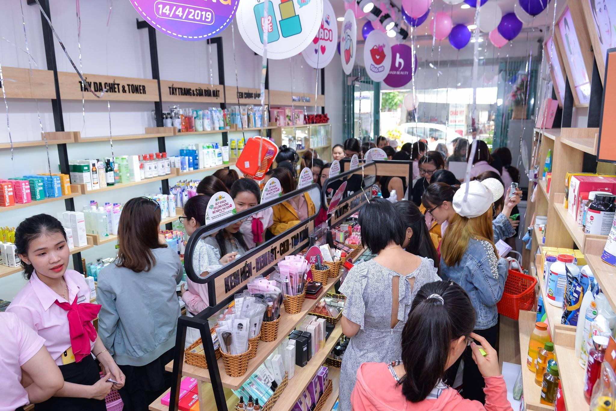 Note ngay Top 7 shop mỹ phẩm xách tay ở Đà Nẵng 1