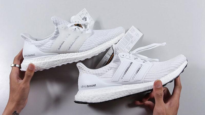 Phân biệt giày Real và giày Fake dựa trên đường may