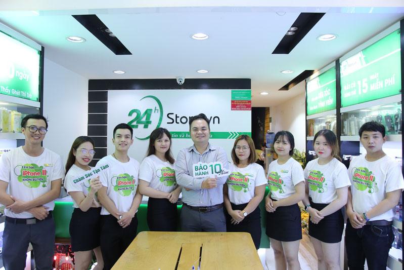 Chính sách bảo hành tại 24hstore | Dịch vụ | 24hStore.vn