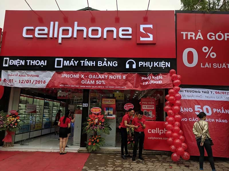 cửa hàng điện thoại xách tay uy tín