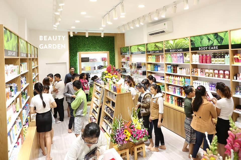 Cửa Hàng Mỹ Phẩm tại Đà Nẵng