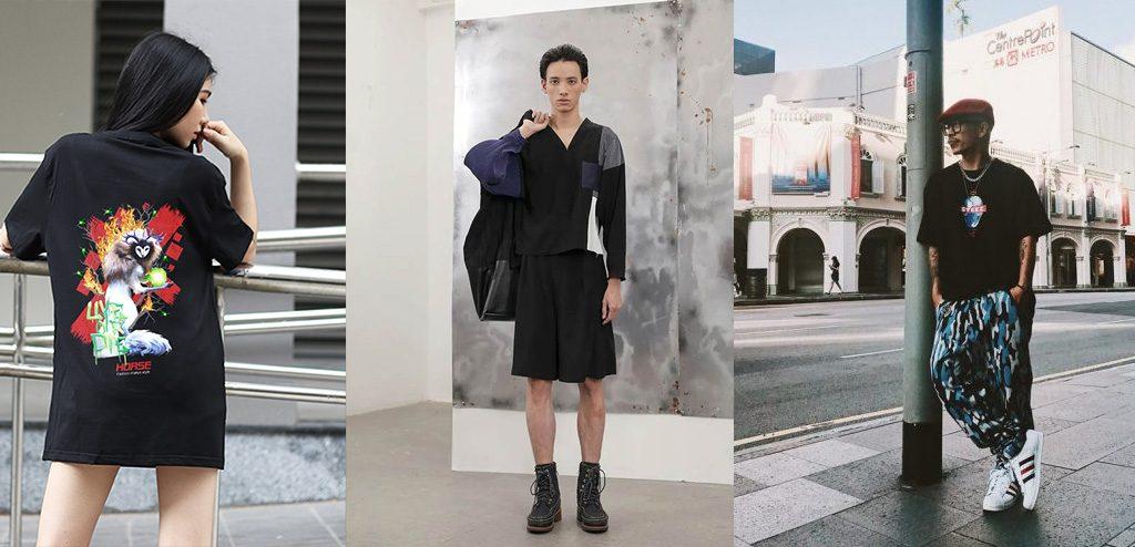 Các thiết kế thay đổi kết hợp nét văn hóa hợp thời trang