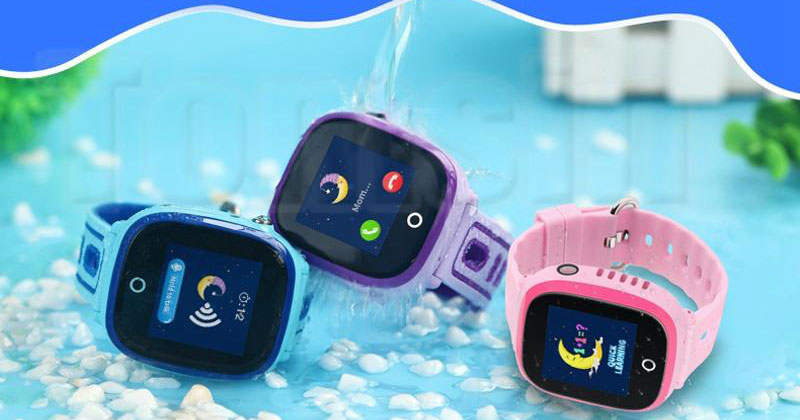 TOP 3 đồng hồ thông minh trẻ em chống nước chính hãng tốt nhất Việt Nam