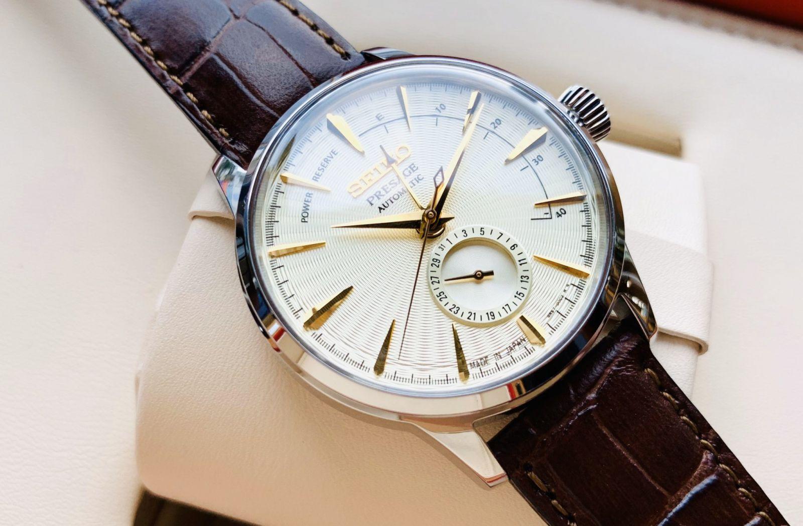 Top 10 mẫu đồng hồ Nam đáng mua nhất thị trường 2021