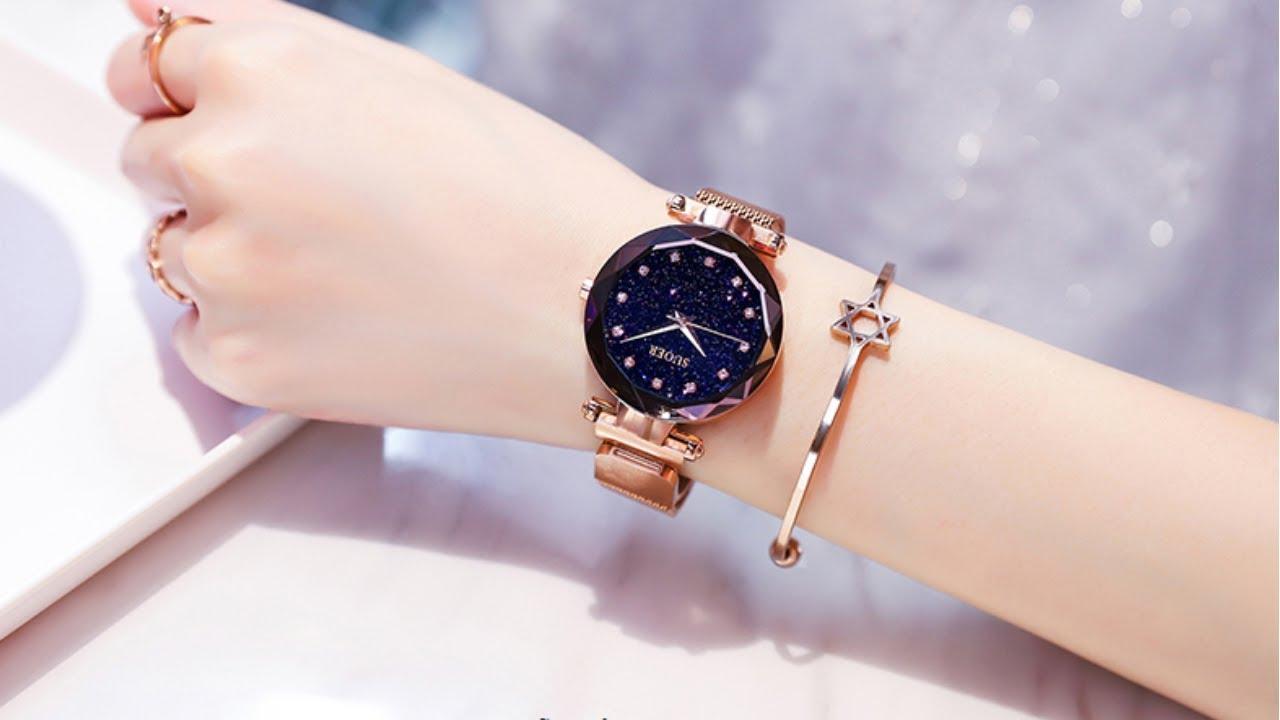 Galle Tip] Tư vấn cách lựa chọn đồng hồ nữ đẹp và phù hợp với dáng người