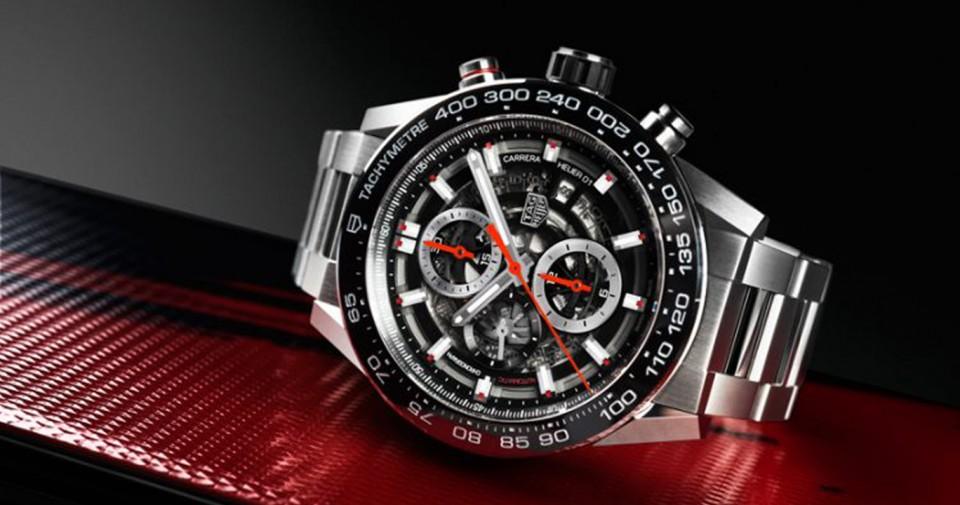 TOP 20 thương hiệu đồng hồ nổi tiếng thế giới chiếm lĩnh Việt Nam