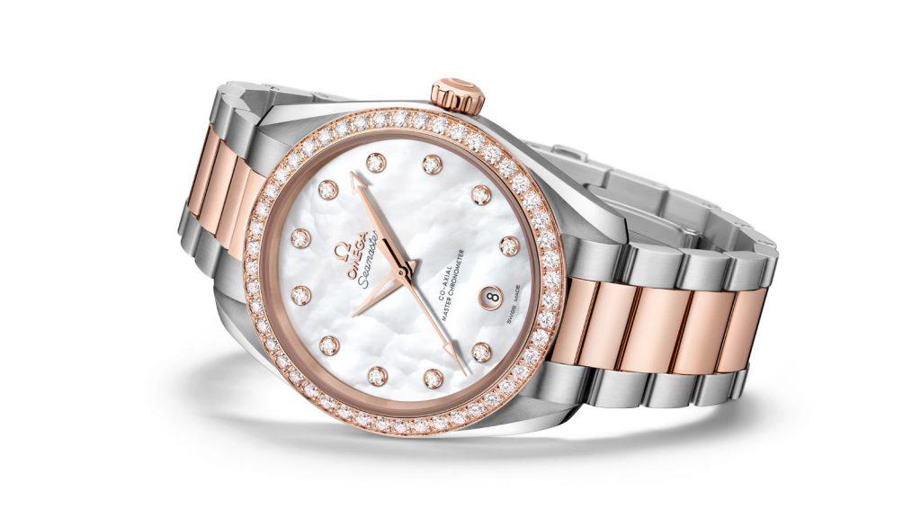 Top 3 mẫu đồng hồ Omega Seamaster nữ sang trọng và đẳng cấp