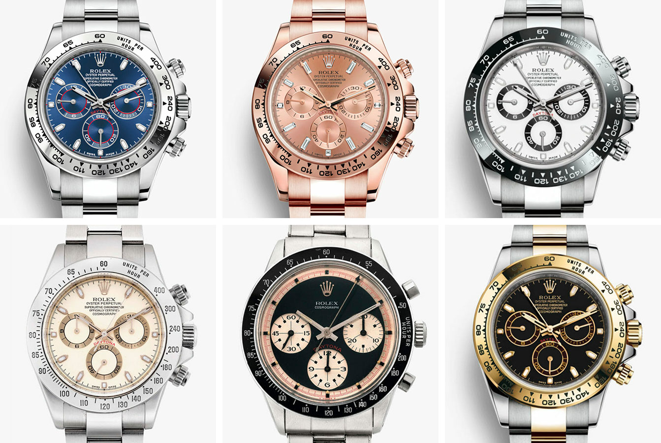 Tất cả những gì bạn cần biết về đồng hồ Rolex Daytona | Harper's Bazaar
