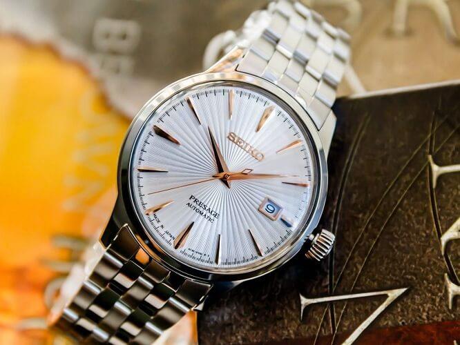 Những mẫu đồng hồ Seiko bán chạy tại Việt Nam - Kiến thức đồng hồ
