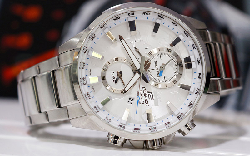 Top 6 mẫu đồng hồ Casio Edifice đốn tim người dùng nhất năm 2021   Chia sẻ  tin tức đời sống, gia đình Việt